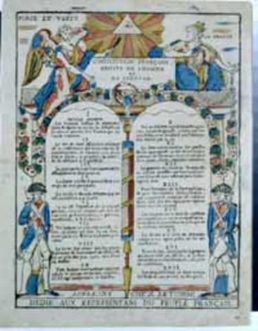 La Declaración de los Derechos del Hombre