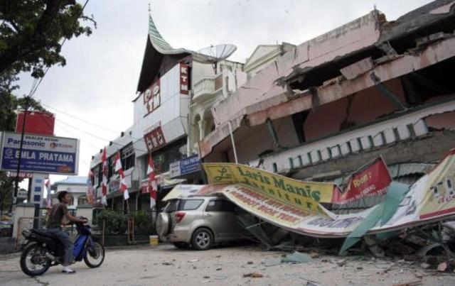 2002 Mindanao Earthquake
