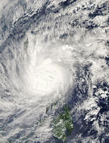 Typhoon Reming (Durian)