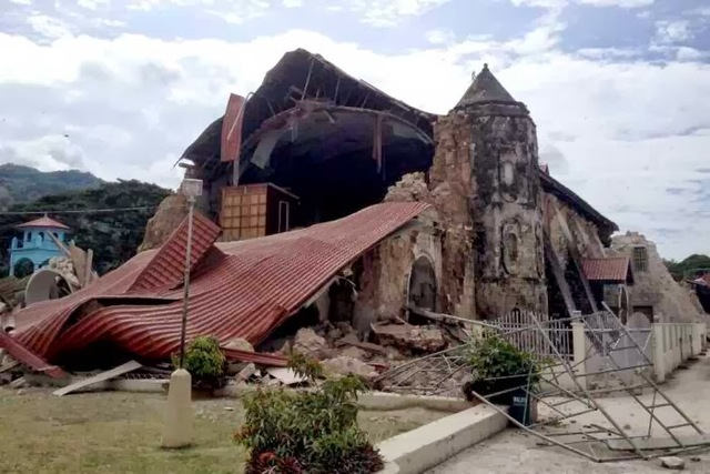 1983 Luzon earthquake