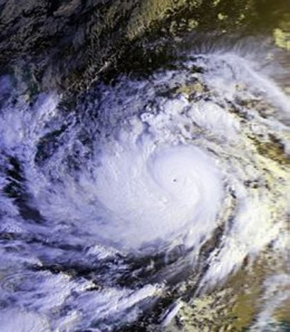 Typhoon Ruping (Mike)