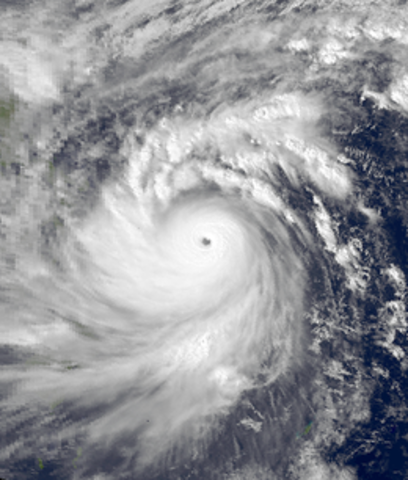 Typhoon Rosing (Angela)