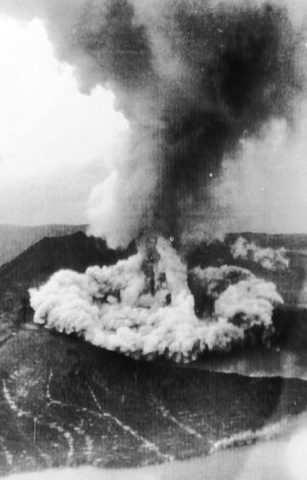 1965 Taal Eruption