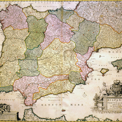 Spain in18th and 19th centuries timeline