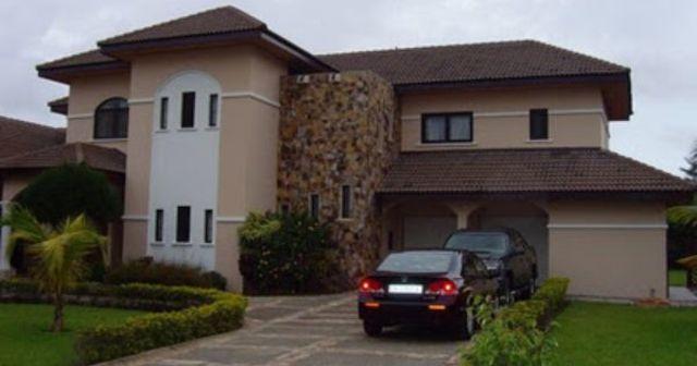 Ghana mali songhai krupa patel timeline timetoast for Modern houses in ghana