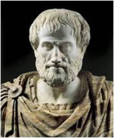540-527 BC: Thespis