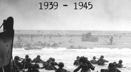 World War II- Khadija Bano timeline