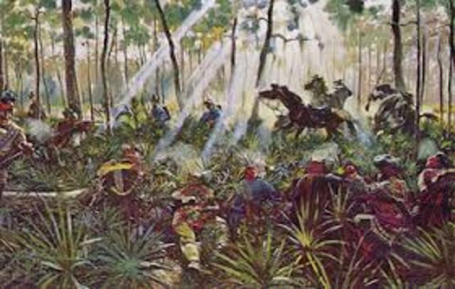 the Second Seminole War