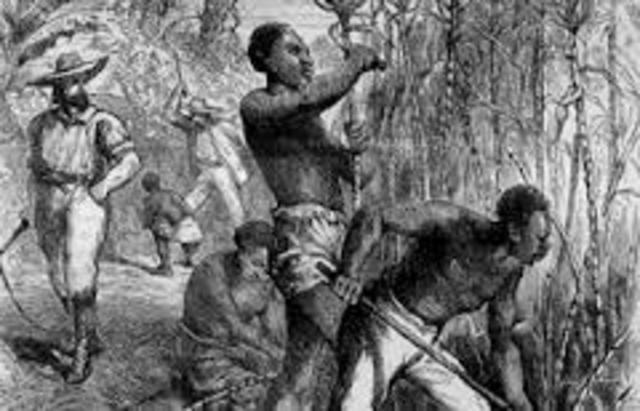 Slavery abloished in great britain