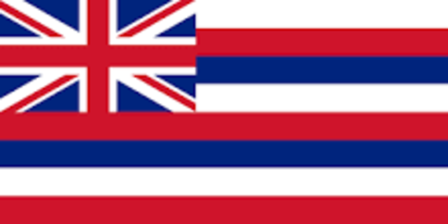 Hawaii admitted