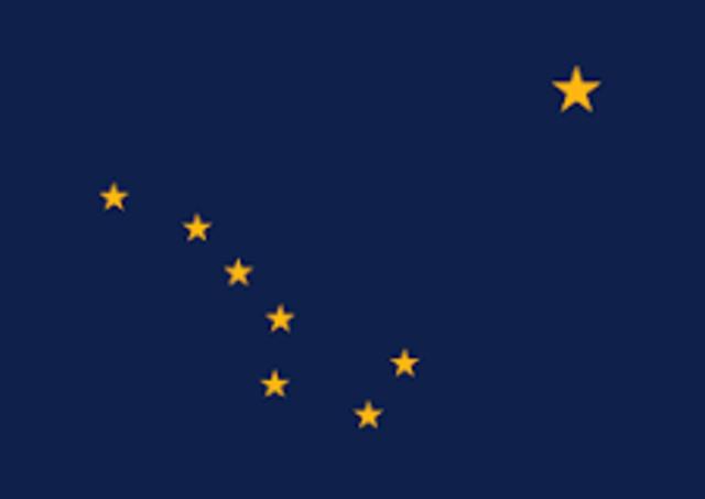 Alaska admitted