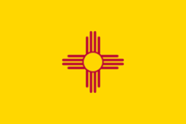 New Mexico admitted