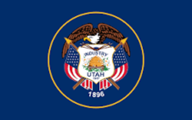 Utah admitted