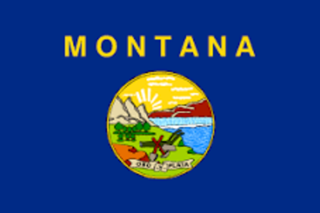 Montana admitted