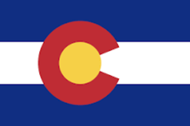Colorado admitted