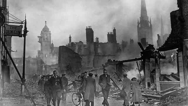 Battle of Britain and other major air wars of the 20th century 61