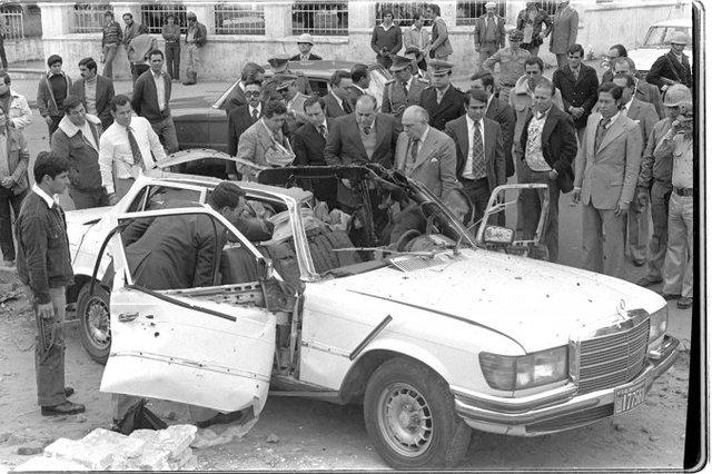Anastasio Somoza Assassinated