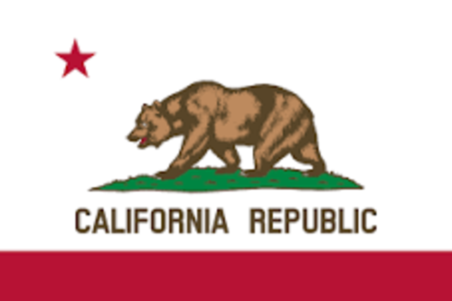 California admitted