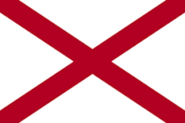 Alabama admitted