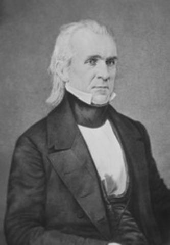James Polk president
