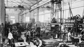 Historia del derecho laboral. timeline