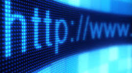 История развития сети Интернет timeline