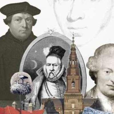 Danmarkshistorisk oversigt timeline