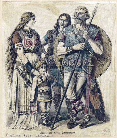 Germánicos