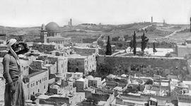 -ריבונות ירושלים timeline