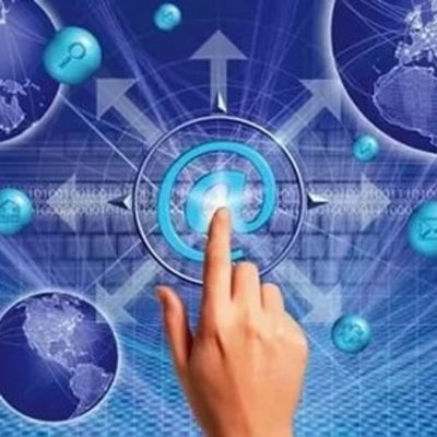Этапы развития Интернета и образовательных интернет-технологий timeline