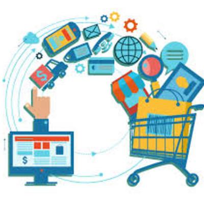 Historia del E-Commerce timeline