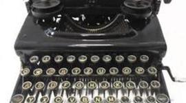Historia de la maquina de escribir timeline