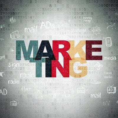 La Evolución del Marketing timeline