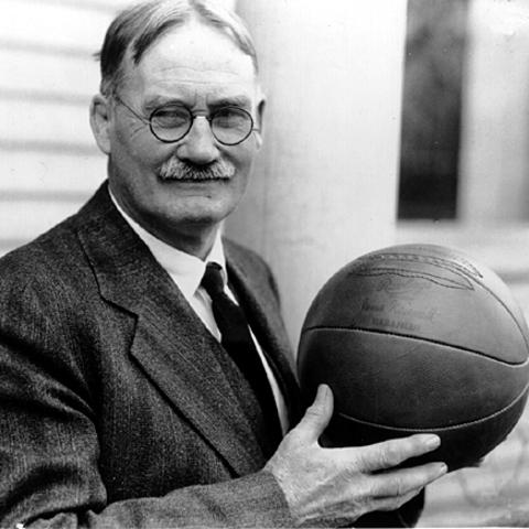 Invención del basquetbol