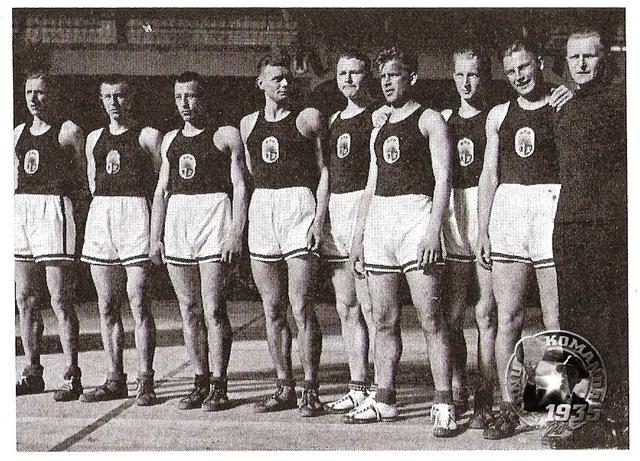 Primer campeonato en Europa