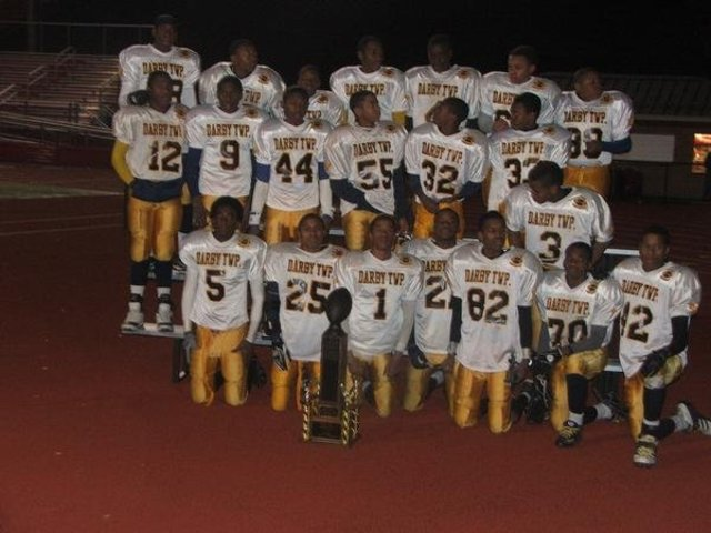 First football championship #25