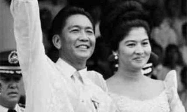 Ferdinand Marcos Elected as the First President of the Philippines