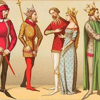 Middelalderen timeline