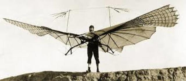 Think otto lilienthal first gliders accept