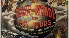 Le Tour du Monde en 80 Jours timeline