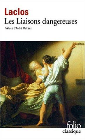 Les Liaisons dangereuses by Pierre Choderlos de Laclos