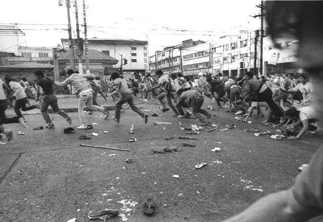 Battle of Mendiola