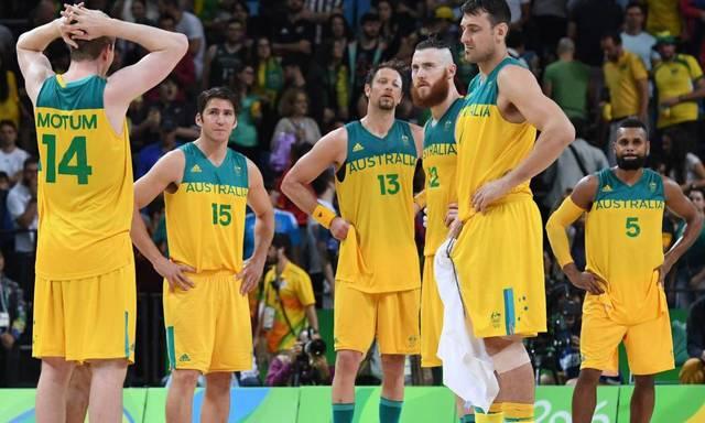 Baloncesto en Australia.