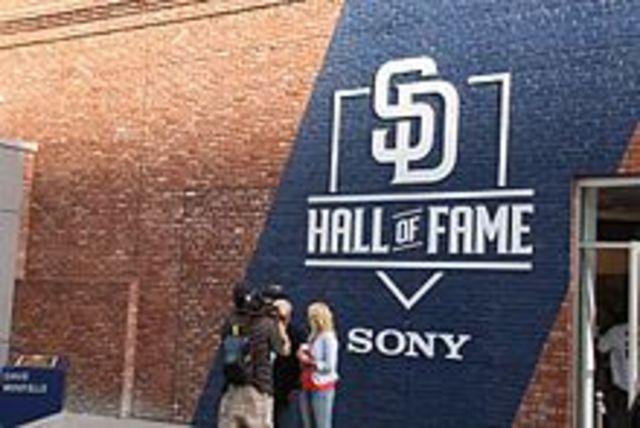 Se inaugura el Hall Of. fame.