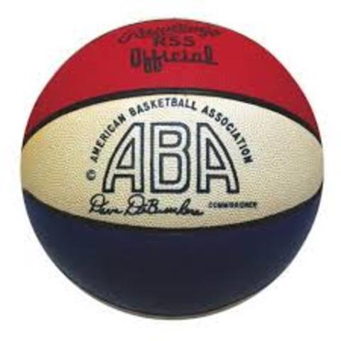American Basketball Asociation.