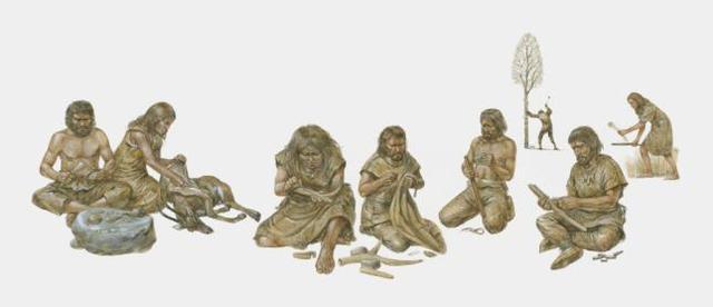 Mesolítico (10,000 a 7,000 a.C)