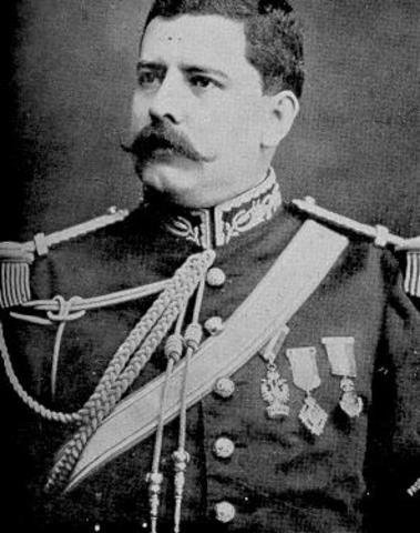 Félix Díaz se opone al Presidente