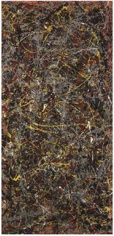 Jackson Pollock  No. 5, 1948