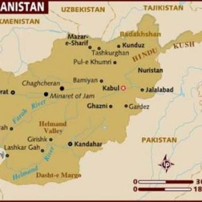 Back to History in Afghanistan timeline