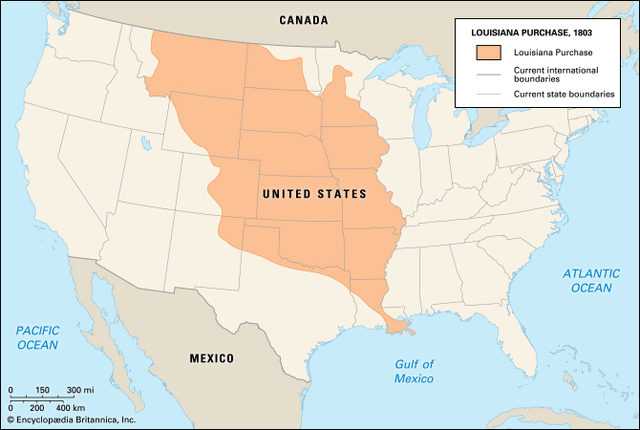 How the Louisiana Purchase Changed the World